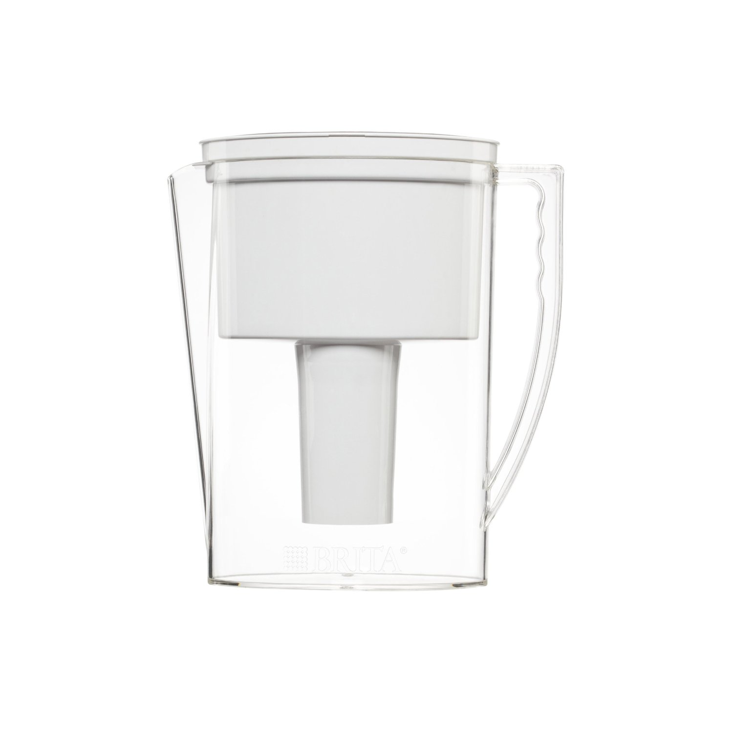 how to change a brita water pitcher filter