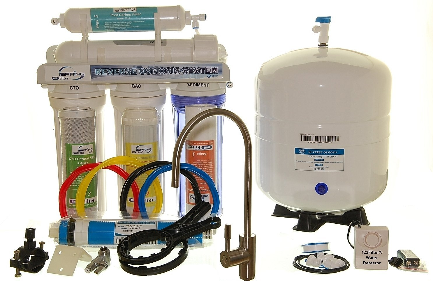 reverse osmosis best water filters that remove fluoride a