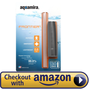 Aquamira Emergency Water Filter System