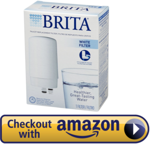 Brita Count 1 On Tap Faucet Filter Replacement Cartridge