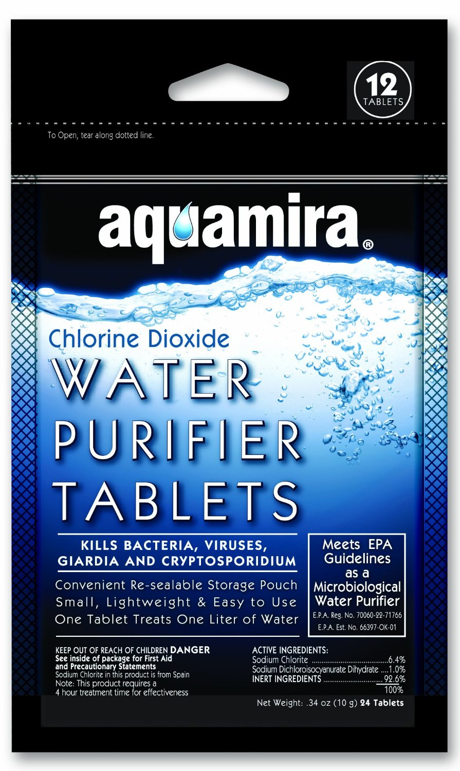 What Are The Best Water Purifying Tablets Elcho Table