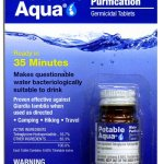 aquapure water purification tablets